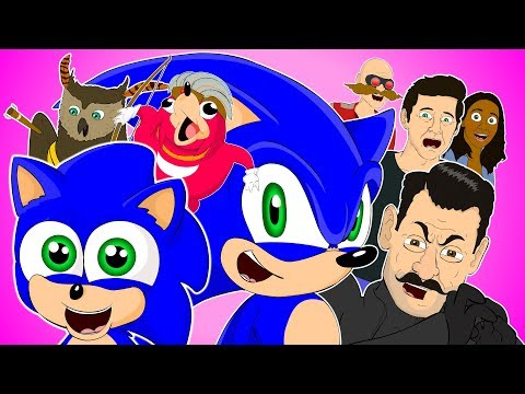 Sonic The Movie The Musical