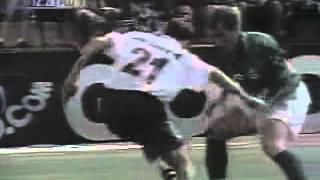 Copa João Havelange 2000 - Goiás 3 x 3 Fluminense - Estádio: Serra Dourada - Gols do Verdão: Evair e Dill (2x) - Público: 24.745 - Renda: 223.692,00 ...