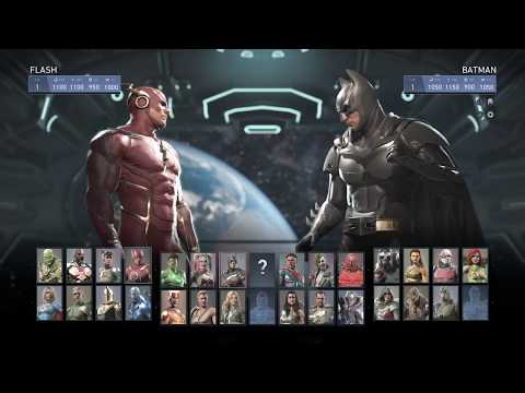 Injustice 2 Gameplay #TUTORIAL Ita
