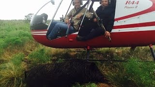 Landsman Group Helicopter Hunt Video