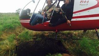 Landsman Group Helicopter Hunt Video