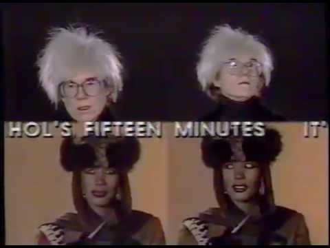 Andy Warhol's Fifteen Minutes - Ep 2