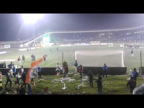 Celebrando el campeonato en el chinquihue - Los del Sur - Deportes Puerto Montt