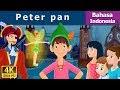 The Peter Pan | Dongeng Bahasa Indonesia | Dongeng Anak | 4K UHD | Indonesian Fairy Tales