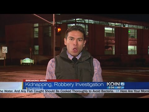 McMinnville police investigate armed kidnapping