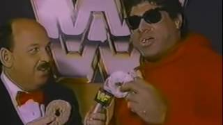 I believe this may literally be THE BEST PROMO OF ALL TIME