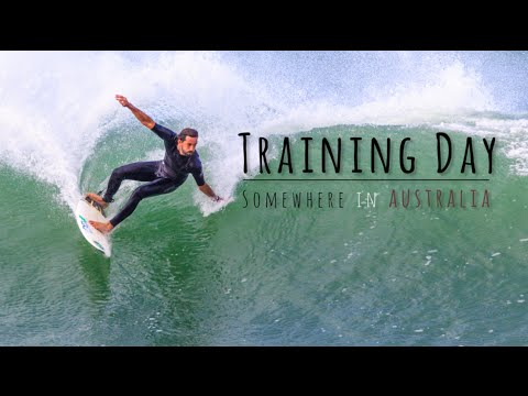 TRAINING DAY - AUSTRALIA