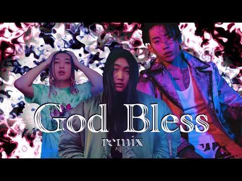 UNEDUCATED KID - God Bless REMIX (Feat. Paul Blanco & Jay Park) [COZA remix]