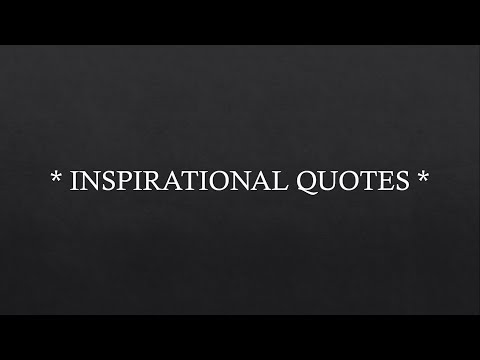 Short quotes - Inspirational Quotes - 2