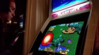 Terra Force (Arcade Emulated / M.A.M.E.) by JES