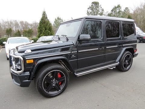 Community Magazine – 2014 Mercedes-Benz G63 AMG Start Up, Exhaust, and In Depth Review