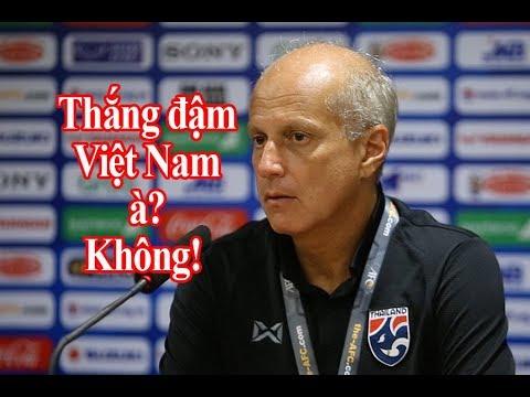 HLV U23 Thái Lan dạy cho Indonesia 1 BÀI HỌC, không dám nghĩ thắng ĐẬM Việt Nam - Thời lượng: 3:08.