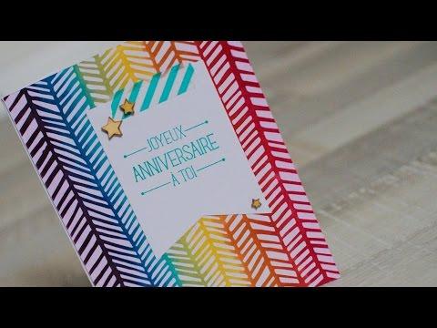 Download Video Tuto Carte Anniversaire Scrap Kit Stampinup