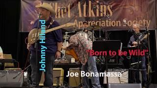 "Video Joe Bonamassa & Johnny Hiland ""Born to be Wild"" MP3, 3GP, MP4, WEBM, AVI, FLV Maret 2019"