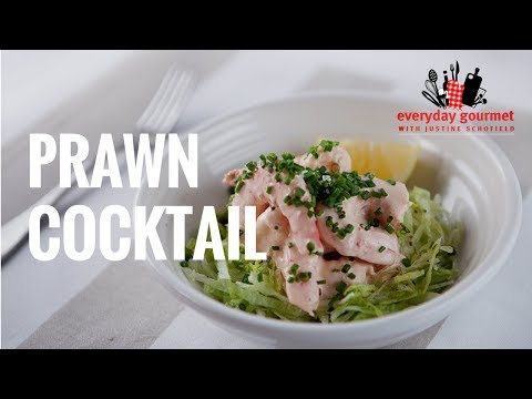 Prawn Cocktail|Everyday Gourmet S7 E3