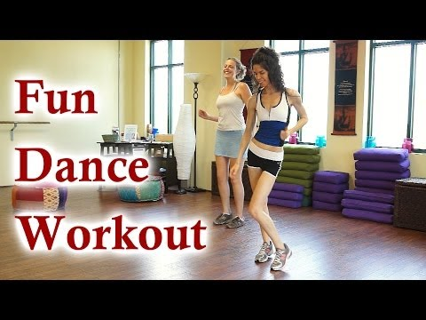 Video Fun Dance Workout! 12 Minute At Home Cardio Music Routine For Weight Loss | Beginners Fitness download in MP3, 3GP, MP4, WEBM, AVI, FLV January 2017