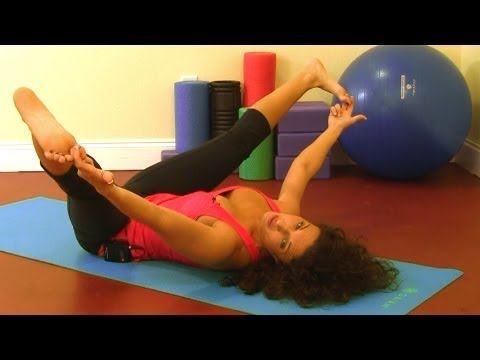 Yoga Workout | Low Back Pain Stretches Routine, How To for Beginners, Total Wellness Austin