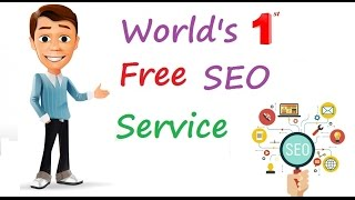 World\'s First Free SEO Service