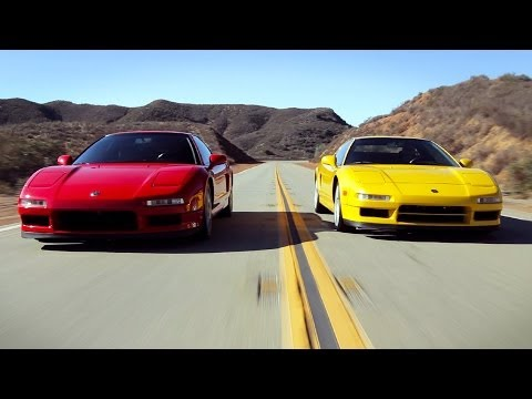 Acura NSX Acura NSX (Generation 1) Review - Everyday Driver