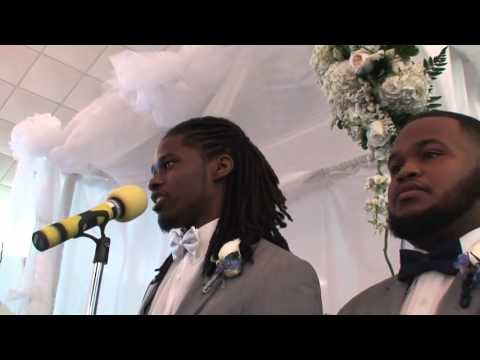 Moving: Groom Recites Powerful Poem To His Bride! | Bardan Lane