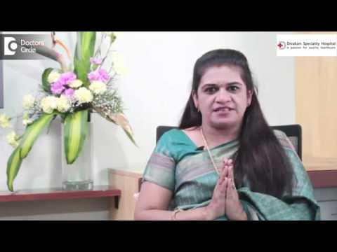 Causes of excess Vaginal Discharge – Dr Hema Divakar