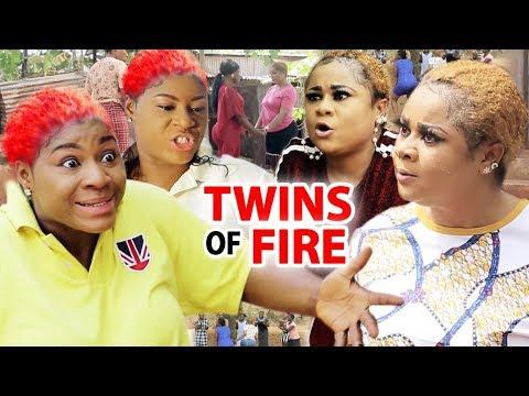 Twins Of Fire COMPLETE Season 3 & 4 - Destiny Etiko / Uju Okoli 2020 Latest Nigerian Movie