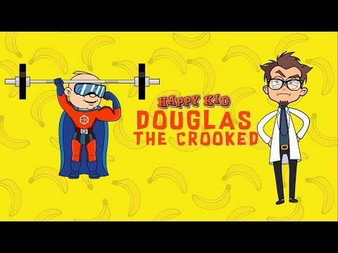 Happy Kid | Episode 2 | Douglas The Crooked | Kochu Tv | Malayalam