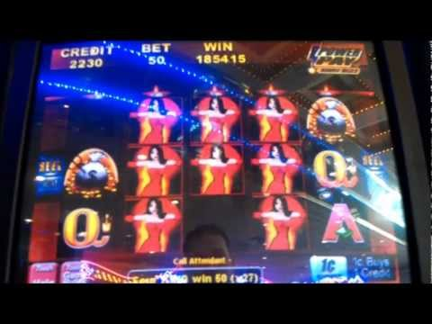 Wicked Winnings II HUGE SLOT JACKPOT!!