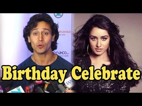 Tiger Shroff And Shraddha Kapoor Celebrated Their