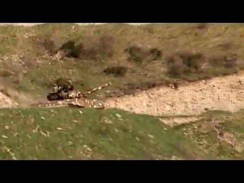 Ναγκόρνο-Καραμπάχ: Οι Αζέροι σταματούν τις επιχειρήσεις- Θα απαντήσουν αν δεχτούν επίθεση