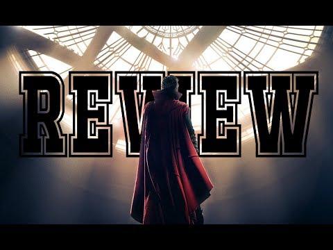Doctor Strange - Blu Ray REVIEW