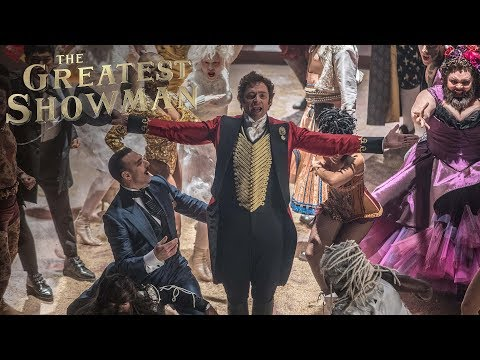 "The Greatest Showman | Filmklipp ""Come Alive"" 
