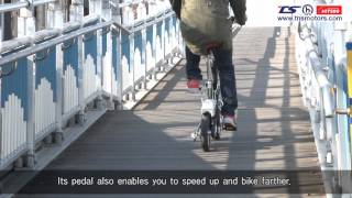 video thumbnail Outdoor Exercise Tricycle(Stepper) youtube