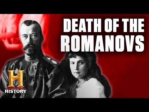 Brutal Execution of the Romanovs | History