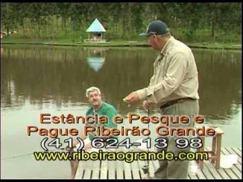 Pesca Dinâmica - Variedade de peixes na Estância Ribeirão Grande - Parte - 2