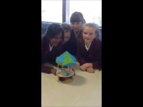 Junior Girls' Design & Technology: Victorian Fairground