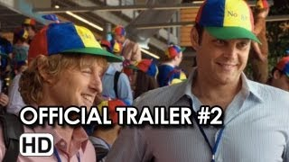 The Internship Official Trailer #2 - Vince Vaughn, Owen Wilson