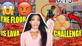 Video TOP DES PIRES THE FLOOR IS LAVA CHALLENGE - LE SOL C'EST DE LA LAVE ! 🔥 MP3, 3GP, MP4, WEBM, AVI, FLV Agustus 2017