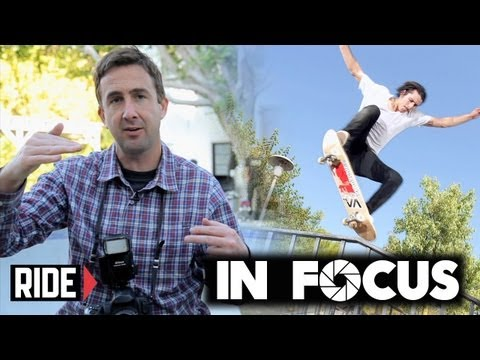 Video: Skateboard Photography Composition with Michael Burnett