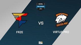 VP vs FaZe, game 1