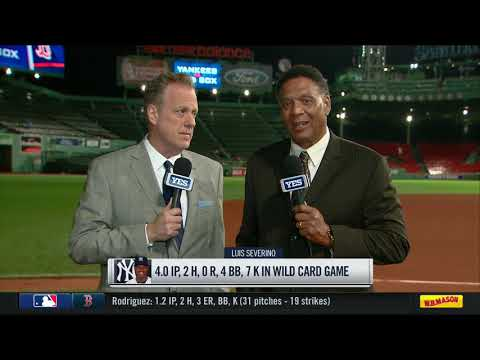 Video: Yankees-Red Sox ALDS Game 3 Preview