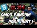 Random + PropHunt #4 - GMOD en Español - GOTH