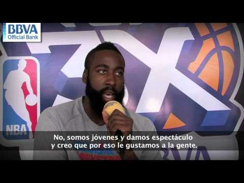 Video: Harden says he wants to stay with the Thunder, again