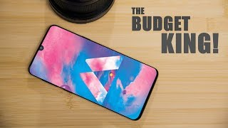 Samsung Galaxy M30 (The Budget King) - UNBOXING
