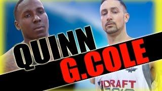1 On 1 Basketball (Quinn Vs G. Cole - Deadliest Shooters)