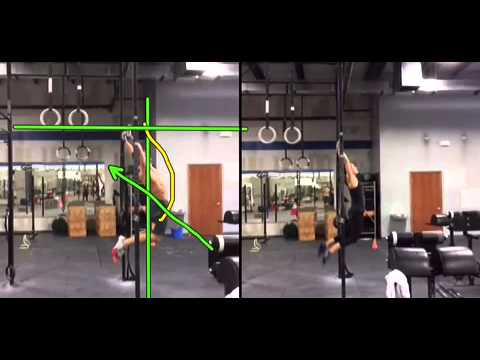 CrossFit 515 - Bar Muscle Up Analysis and Commentary