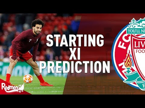 Bayern Munich V Liverpool | Starting XI Prediction LIVE
