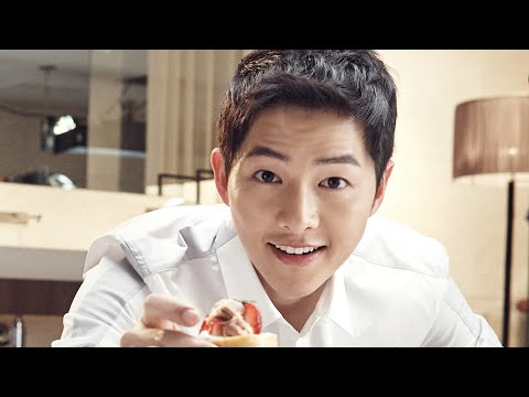 Korean TV CF Apr, 2016 #2 (Song Joongki, Suzy, Seolhyun, Hyeri, GFRIEND, BTS, I.O.I, Etc...) (видео)