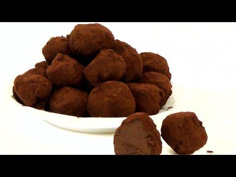 Домашние конфеты трюфель рецепты фото