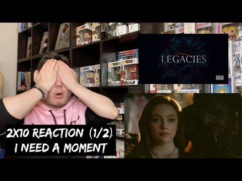 LEGACIES - 2x10 'THIS IS WHY WE DON'T ENTRUST PLANS TO MUPPET BABIES' REACTION (1/2)